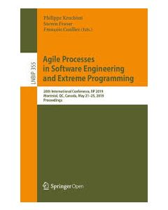 Agile Processes in Software Engineering and Extreme Programming ebook