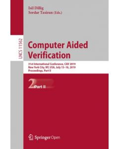 Computer Aided Verification ebook 1st Edition,2020