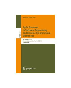 Agile Processes in Software Engineering and Extreme Programming – Workshops ebook
