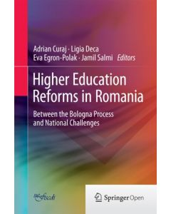 Higher Education Reforms in Romania ebook