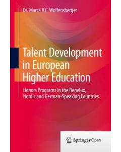 Talent Development in European Higher Education ebook
