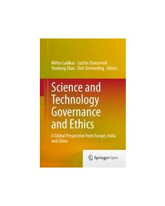 Science and Technology Governance and Ethics ebook