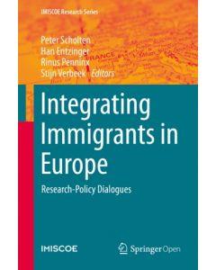 Integrating Immigrants in Europe ebook