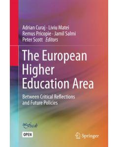 The European Higher Education Area ebook