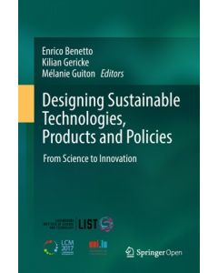 Designing Sustainable Technologies, Products and Policies ebook