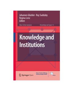 Knowledge and Institutions ebook