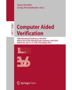 Computer Aided Verification ebook 1st Edition,Springer