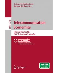Telecommunication Economics ebook