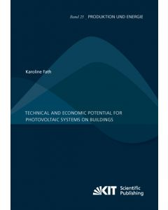 Technical and economic potential for photovoltaic systems on buildings ebook