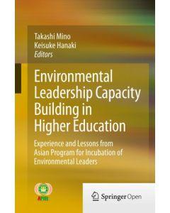 Environmental Leadership Capacity Building in Higher Education ebook