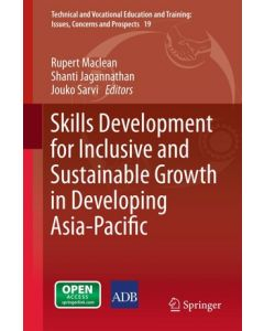 Skills Development for Inclusive and Sustainable Growth in Developing Asia-Pacific ebook
