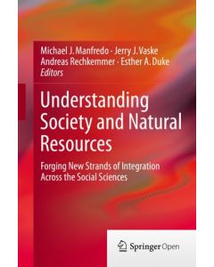 Understanding Society and Natural Resources ebook